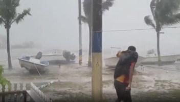 Dorian: así fue el paso del huracán por Bahamas