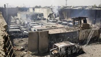 El Talibán arrecia ataques en Afganistán