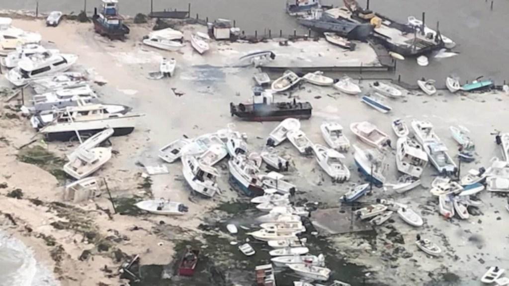 La huella de Dorian en Bahamas, devastación y supervivencia