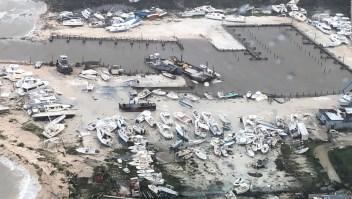 Atenta la Cruz Roja al paso del huracán Dorian