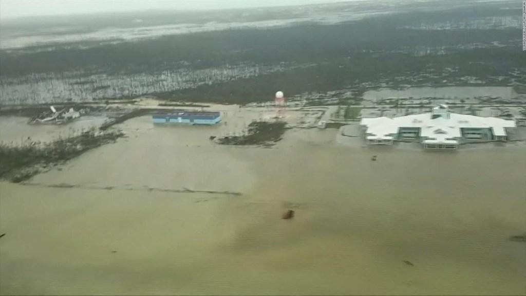 Bahamas necesita ayuda con urgencia tras paso de Dorian