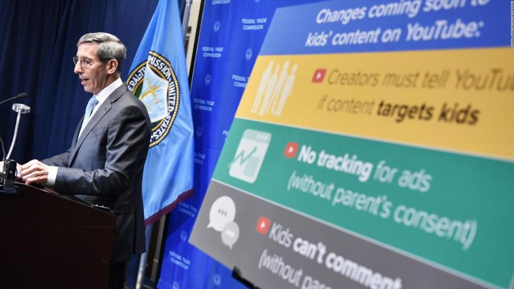 Google pagará multa de US$170 millones por acusaciones contra YouTube