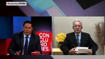 """Uribe: """"Juan Manuel Santos se robó las elecciones de 2014"""""""