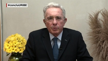 Álvaro Uribe señala que no hubo proceso de paz