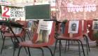 En Iguala conmemoran 5 años de la desaparición de los 43 estudiantes de Ayotzinapa