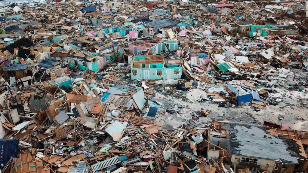 Las alternativas de revitalización de las Bahamas tras el azote de Dorian