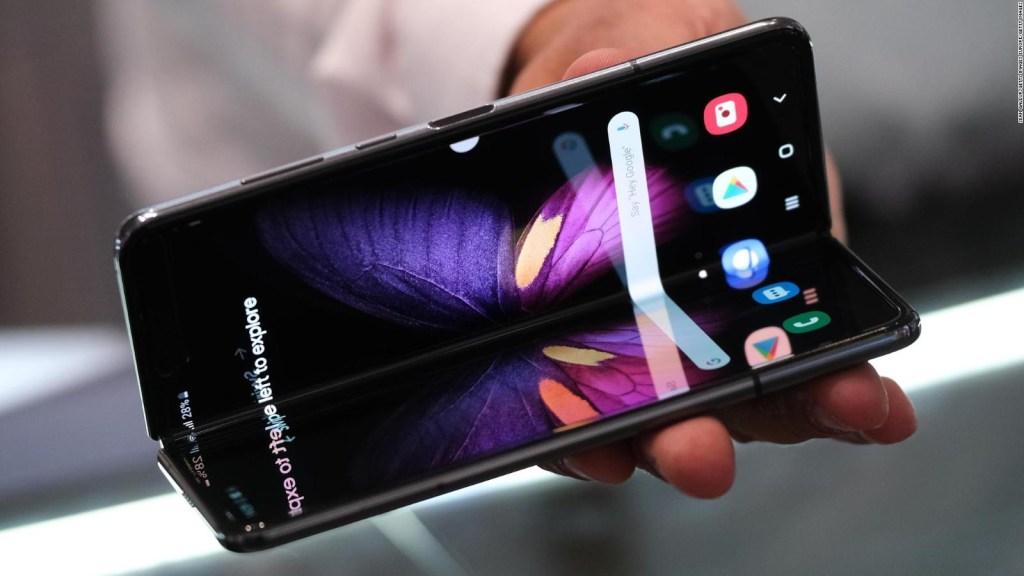 Samsung relanza el Galaxy Fold