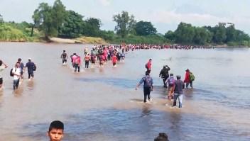 Se registraron menos detenciones fronterizas en agosto