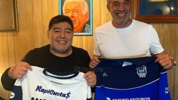 El éxito mediático con Diego Armando Maradona está garantizado. ¿Y el deportivo?