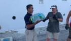 Cruceros llegan a Bahamas con ayuda y médicos