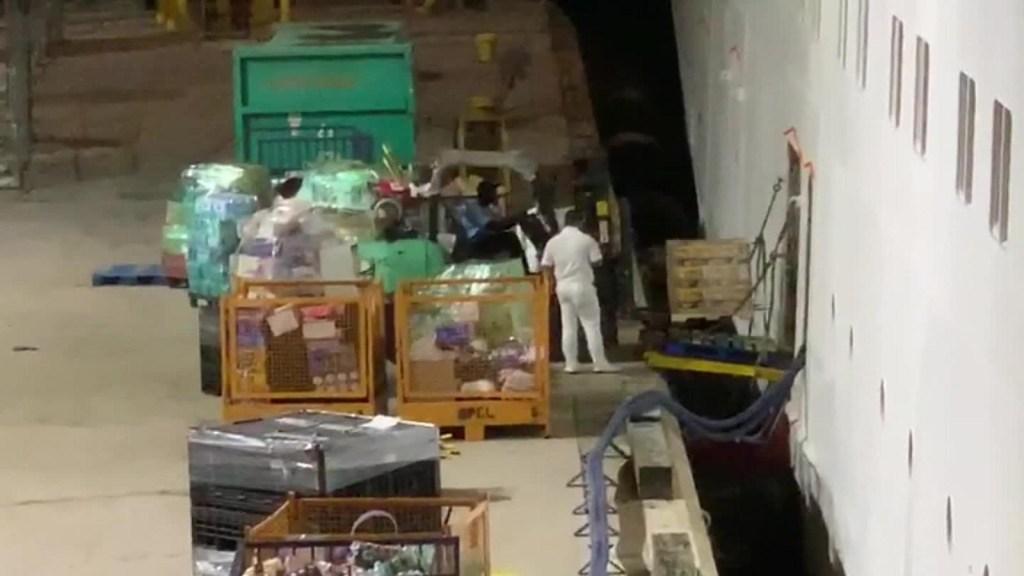 Cruceros crean iniciativa para ayudar a damnificados