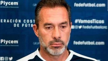 Sorpresiva renuncia de Matosas como DT de Costa Rica