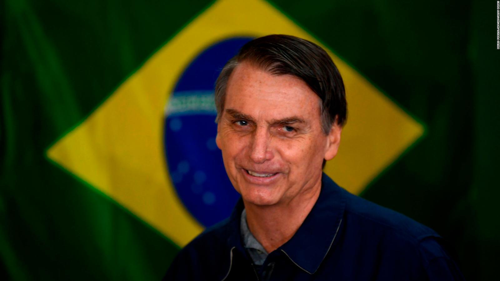 """Bolsonaro y un pedido especial para """"defender"""" el Amazonas"""