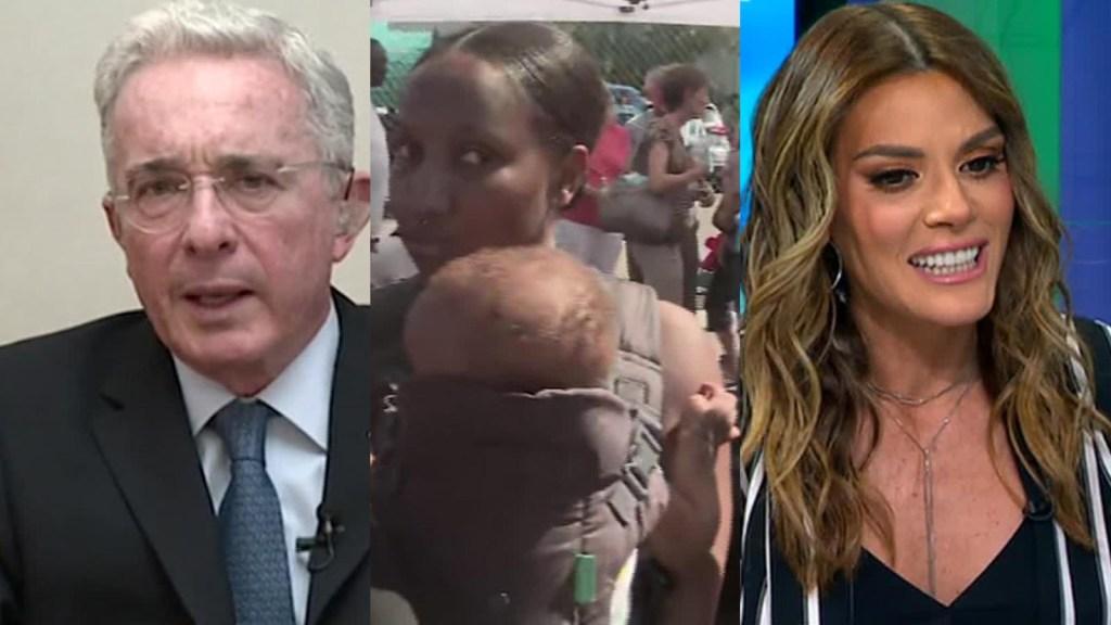 Álvaro Uribe y más entrevistas destacadas de la semana