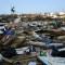Sobrevivientes de Dorian huyen de destrucción en Bahamas