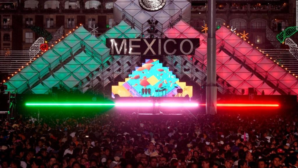 Gobierno de México describe sus planes para celebrar la independencia