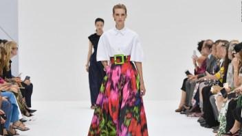 Mucho glamour en la nueva colección de Carolina Herrera