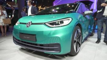 Volkswagen presenta su vehículo eléctrico