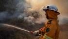 Australia: investigan varios puntos de incendio