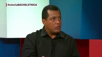 """Maradiaga: """"No hay informe diplomático que pueda transmitir lo que sucede en Nicaragua"""""""