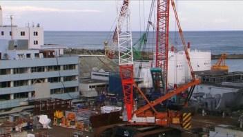 El agua de Fukushima podría ser vertida en el océano