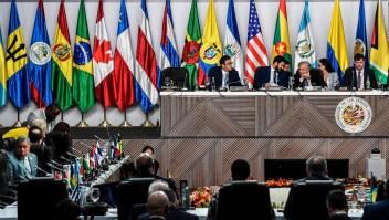 OEA convocará órgano para evaluar activar el TIAR en Venezuela