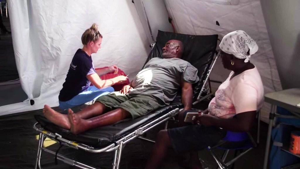 Bahamas niega brote de cólera tras destrucción de Dorian