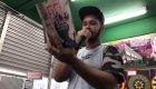 De las favelas en Río de Janeiro para el mundo literario