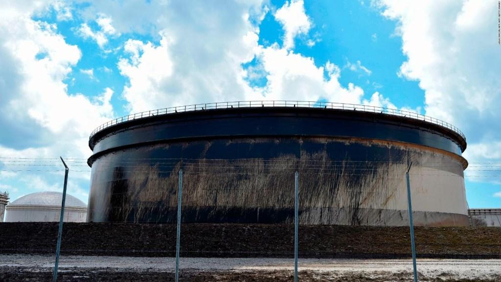 Descartan derrame de petróleo en mar de Bahamas