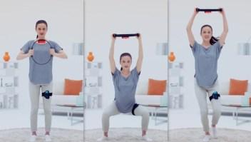 Nintendo: el nuevo dispositivo para que hagas ejercicio