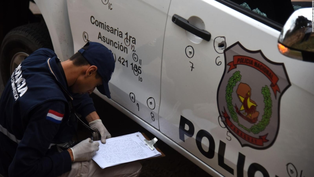 ¿Qué rol tiene Samudio González en el narcotráfico?