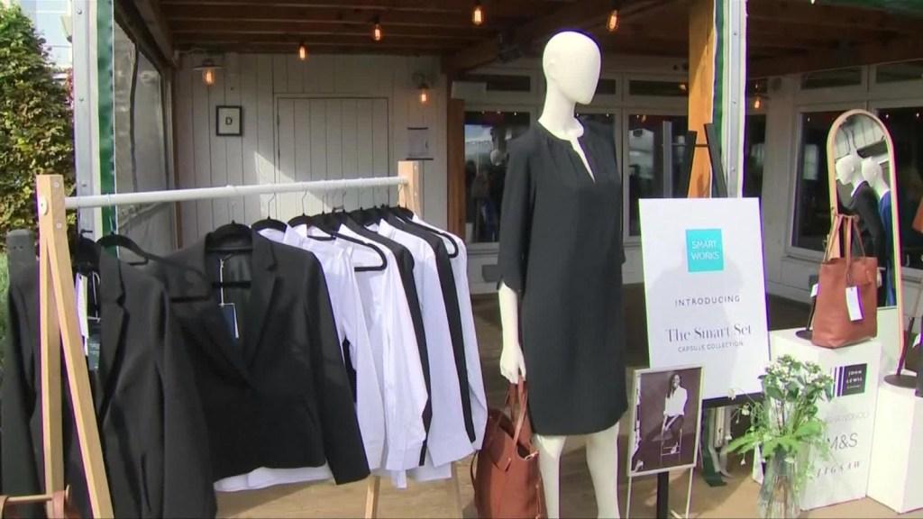 Meghan Markle lanza colección de ropa