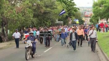 Ley de Protección Social en Honduras causa marchas