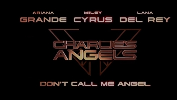 """Ariana Grande, Miley Cyrus y Lana del Rey presentan el video de """"Don´t Call Me Angel"""""""