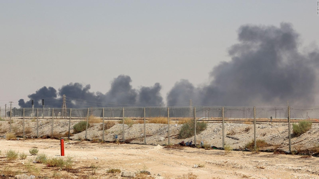 ¿Quién es el responsable del bombardeo en Arabia Saudita?