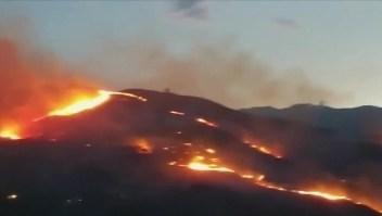 Reportan más de 200 incendios activos en Cali