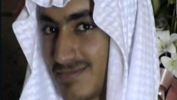 Confirman la muerte del hijo de Bin Laden