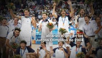 La Generación Dorada del baloncesto argentino