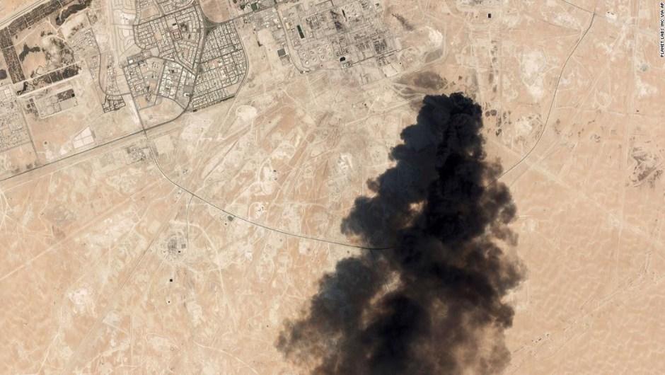 Ataque petróleo Arabia Saudita opciones conllevan riesgo