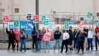 Cerca de 50,000 trabajadores de General Motors estón en huelga