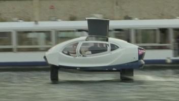 """Nuevo e Ingenioso método de transporte """"volará"""" por el Sena"""