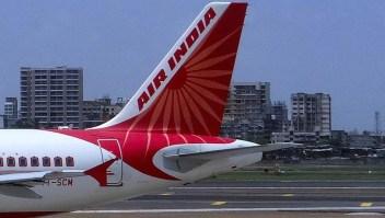Air India pone a su tripulación a dieta
