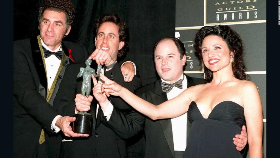 Netflix incluirá a Seinfeld en su biblioteca
