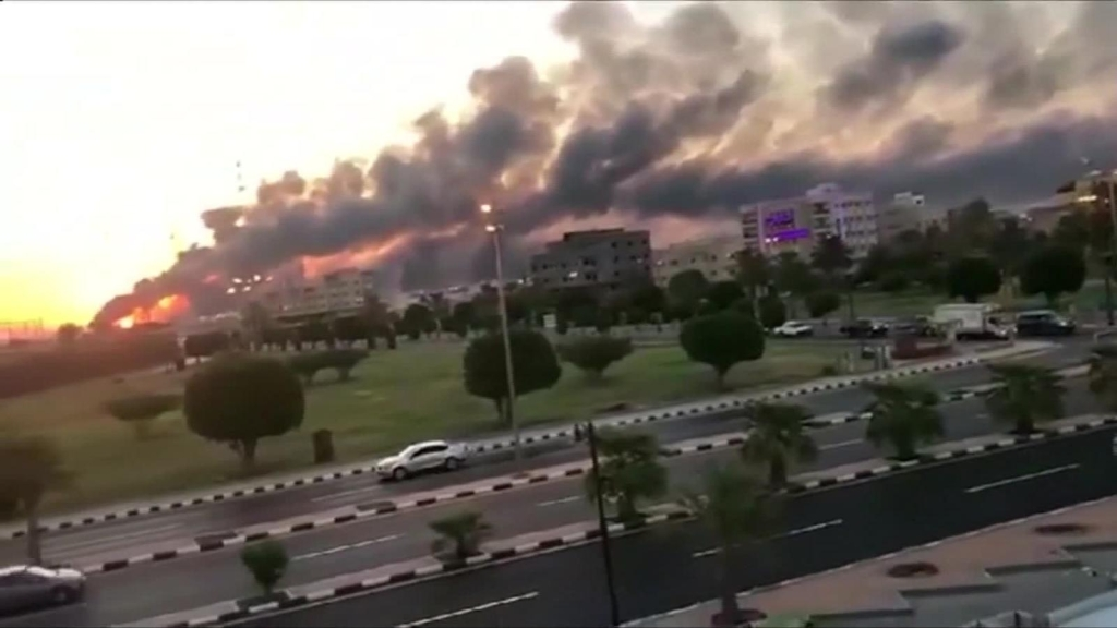 ¿Cómo castigará Trump a Irán por ataque contra Arabia Saudita?