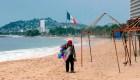 Huracán Lorena amenaza costa mexicana