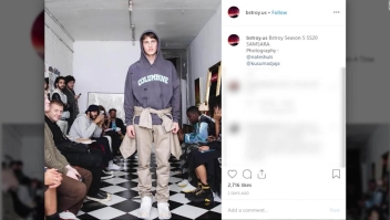 Marca de ropa usa los tiroteos de EE.UU. en sus diseños