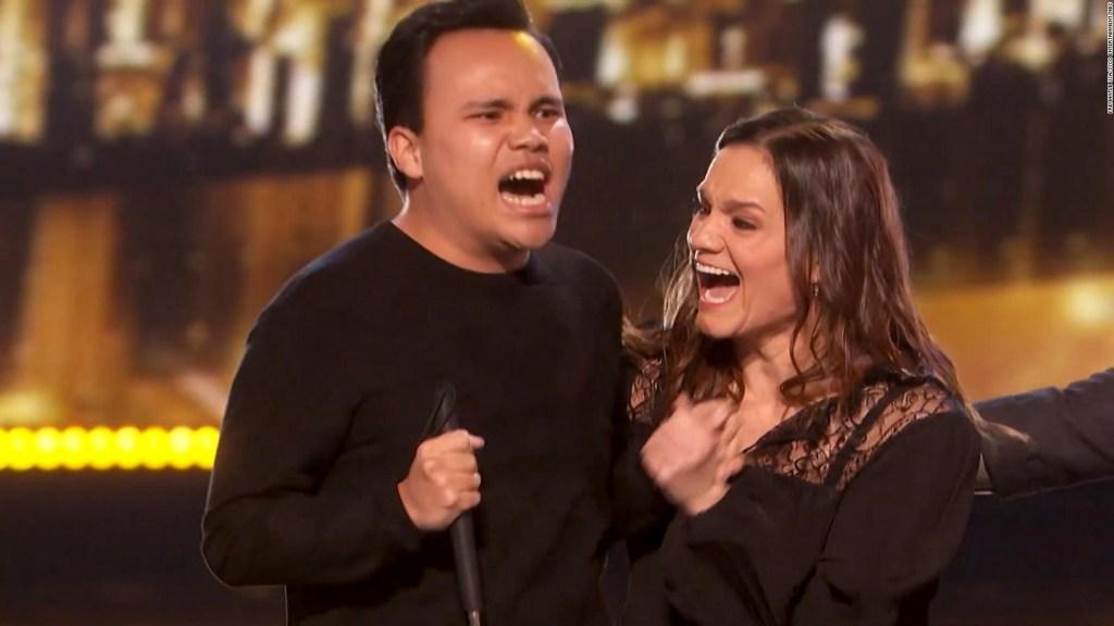 Cantante ciego y con autismo gana America's Got Talent