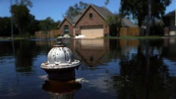 Texas queda bajo el agua