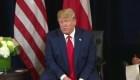 Casa Blanca analiza publicar contenido de llamadas de Trump