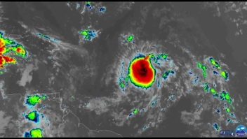 Tormentas continúan su paso por el Atlántico
